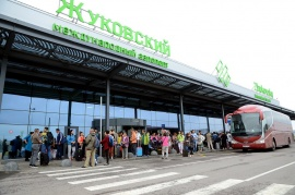 "Zhukovsky International Airport can become a ""bridge"" between China and Russia"