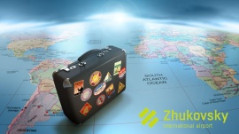 Through check-in is available for transfer passengers at Zhukovsky international airport