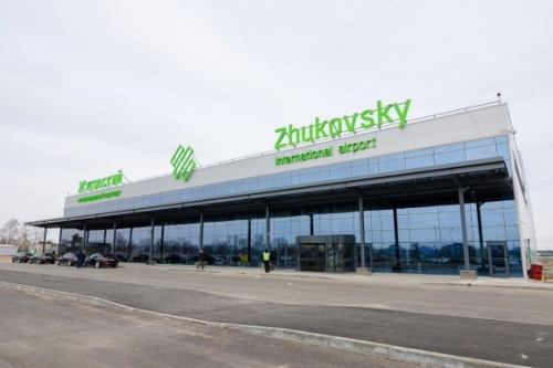 Zhukovsky International Airport is opened
